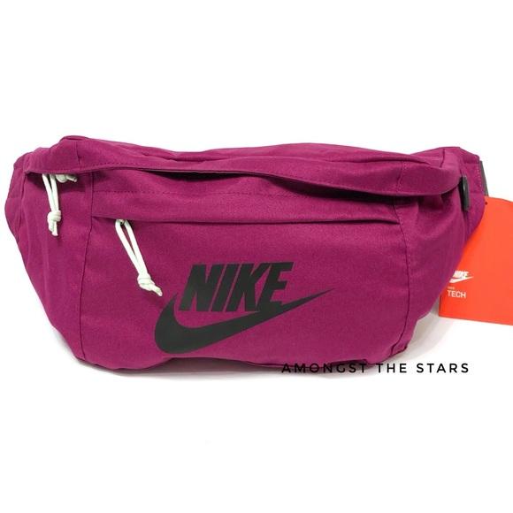 Nike Bags | Nike Tech Berry Hip Sling